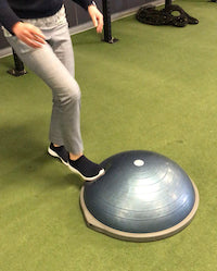Increase and Improve Agility with the Balance Trainer by Bosu