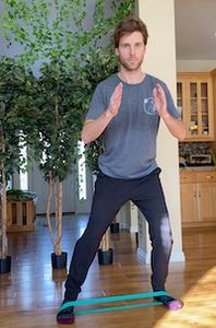 Strengthen Your Hips with the Lateral Banded Walk