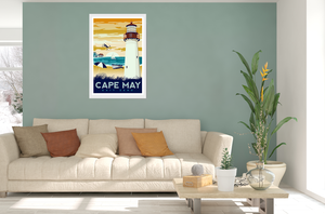 Cape May Illustrations