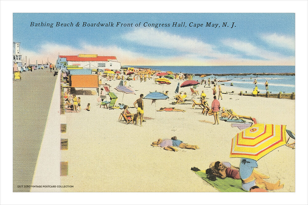 Congress Hall Beach