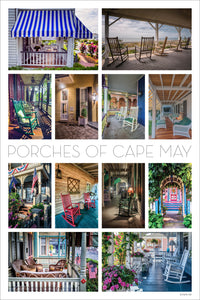 Porches of Cape May