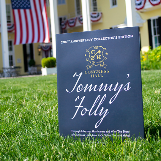 Tommy's Folly Bicentennial Collector's Edition