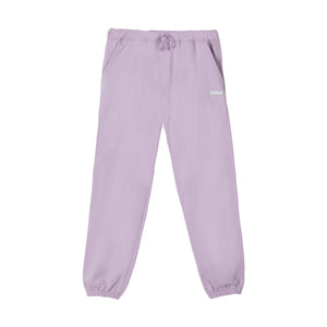GOLF 3D 2 TONE LOGO SWEATPANTS by GOLF WANG | Lavender