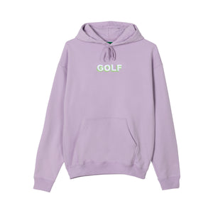 GOLF 3D 2 TONE LOGO HOODIE by GOLF WANG | Lavender
