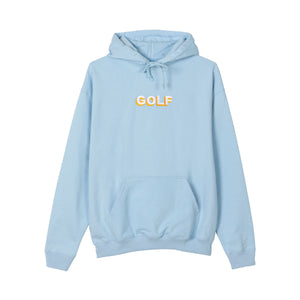 GOLF 3D 2 TONE LOGO HOODIE by GOLF WANG | Powder Blue