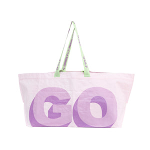 3D LOGO TOTE by GOLF WANG | Lavender