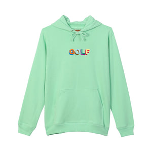 MULTI COLOR 3D GOLF HOODIE by GOLF WANG | Mint