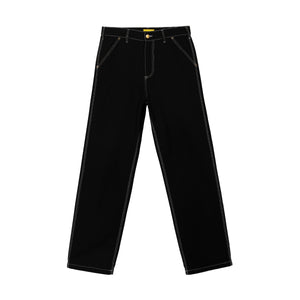 WORK PANTS by GOLF WANG | Black