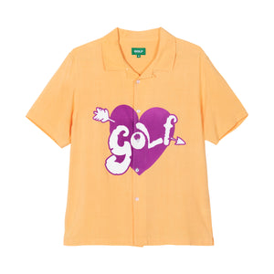CUPID BUTTON UP by GOLF WANG | Orange