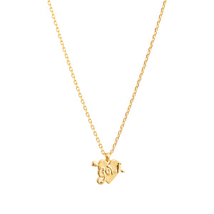 CUPID NECKLACE by GOLF WANG | Gold
