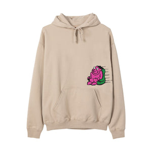 FAST MAN HOODIE by GOLF WANG | Sand