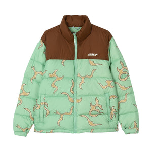 FLAME PUFFY JACKET by GOLF WANG | Mint