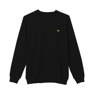 FROG CREWNECK by GOLF WANG | Black
