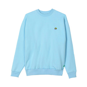 FROG CREWNECK by GOLF WANG | Baby Blue
