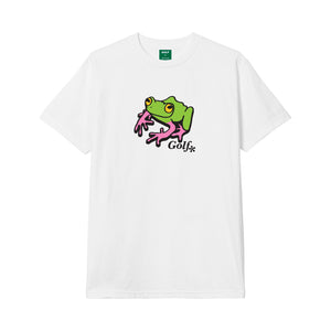 FROG TEE by GOLF WANG | White