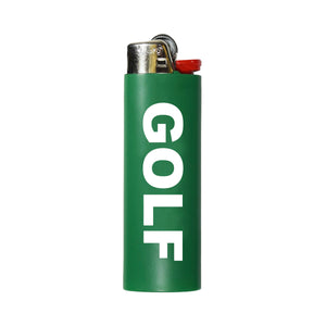 GOLF LIGHTER by GOLF WANG | Green