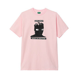ISOLATION TEE by GOLF WANG | Pink