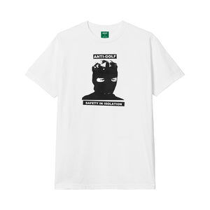 ISOLATION TEE by GOLF WANG | White