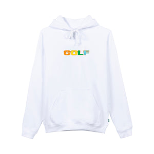 NO STRINGS HOODIE by GOLF WANG | White