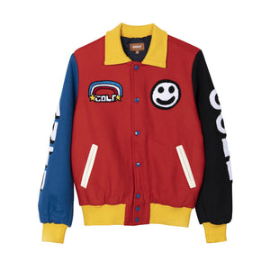 PRIMARY VARSITY JACKET by GOLF WANG | Multi