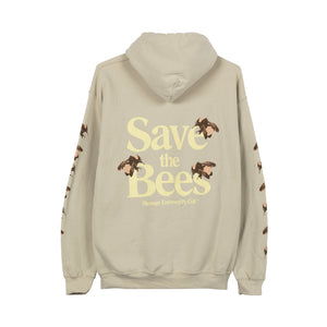 SAVE THE BEES HOODIE by GOLF WANG | Sand
