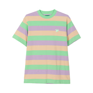 CUPID STRIPED TEE by GOLF WANG | Green