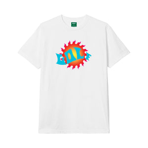 WAVES TEE by GOLF WANG | White