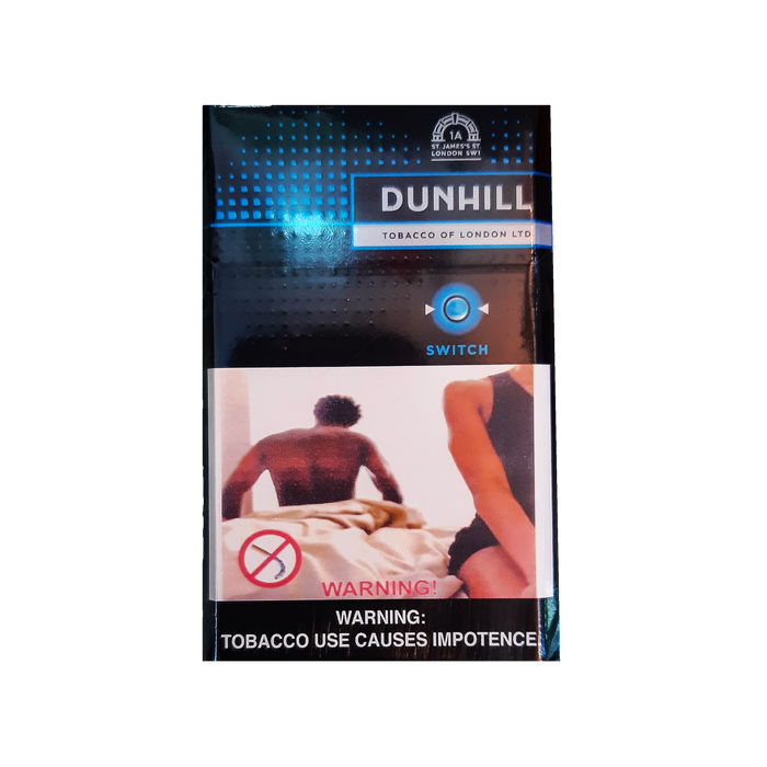 Dunhill Switch Cigarretes