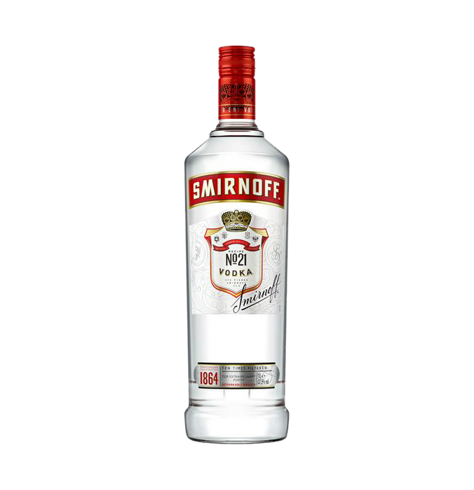 Smirnoff Vodka Red 1ltr