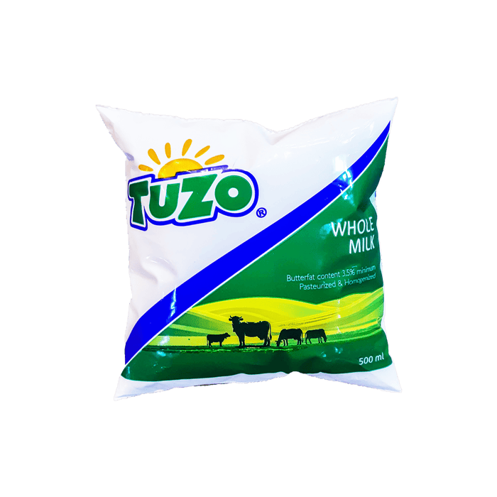 Tuzo Milk Pouch 500ml