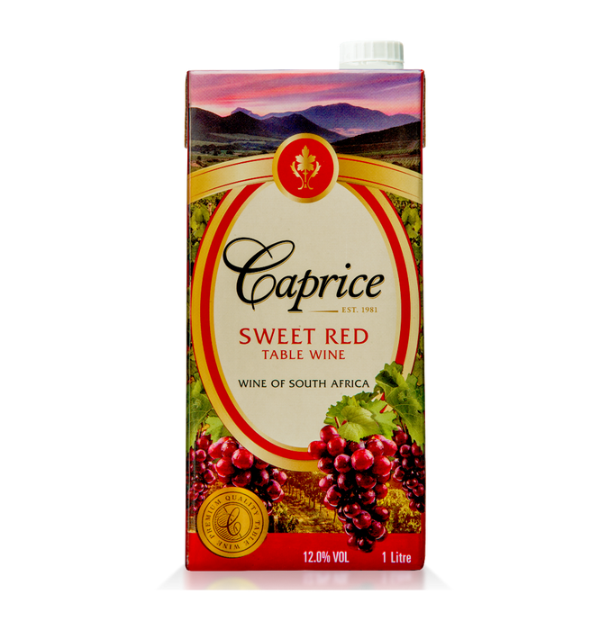 Caprice Red Sweet Tetra 1ltr