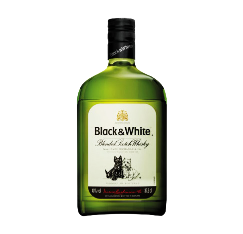 Black & White Whisky 375ml