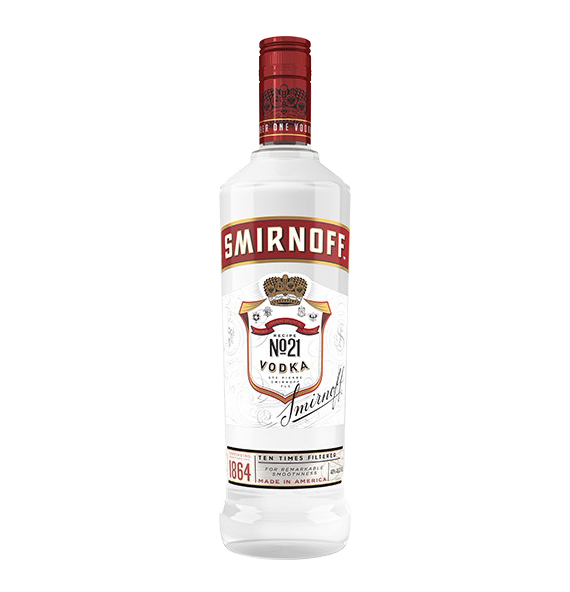 Smirnoff Vodka Red 750ml