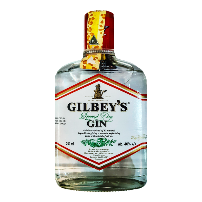 Gilbey's Gin 250ml
