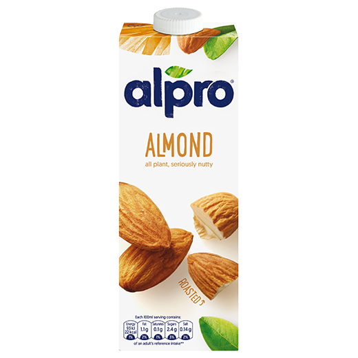 Alpro Original Almond Milk 1ltr