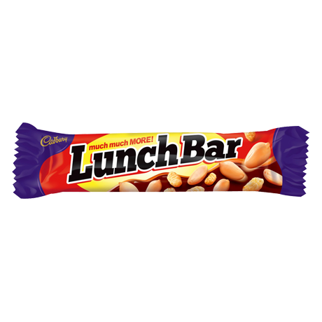Cadbury Lunch Bar 48g Red