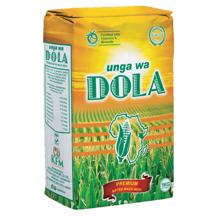 Dola Maize Meal 1kg