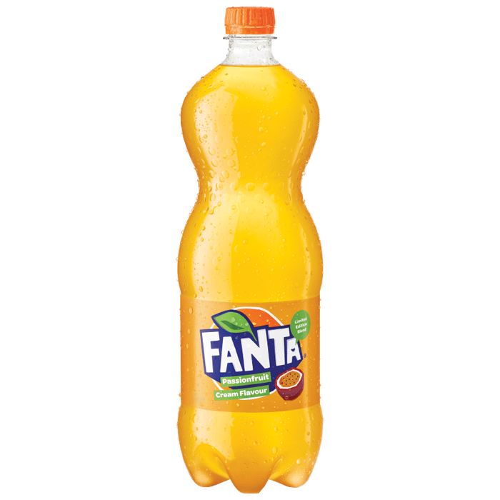 Fanta Passion 2ltrs PET