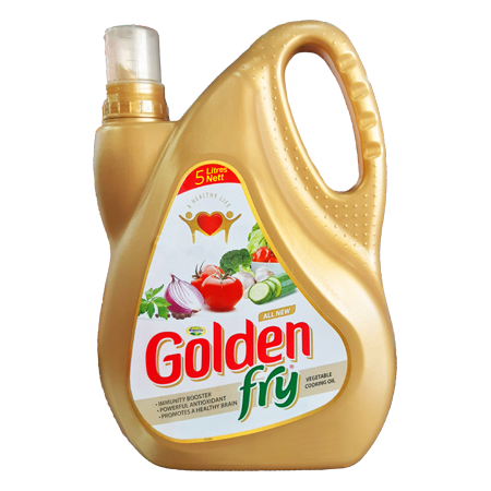 Golden Fry Cooking Oil 5ltrs