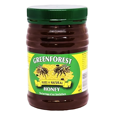 Greenforest Honey 300g Jar
