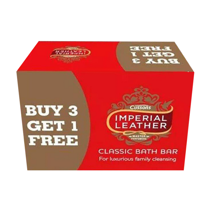 Imperial Classic 125g Value Pack Buy 3 Get 1 Free