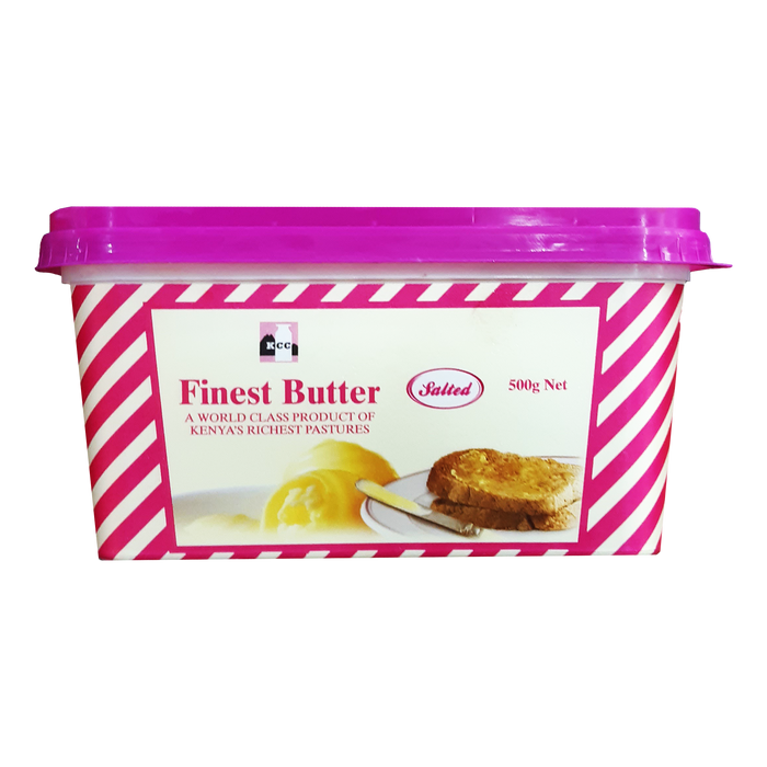 KCC Salted Butter 500g