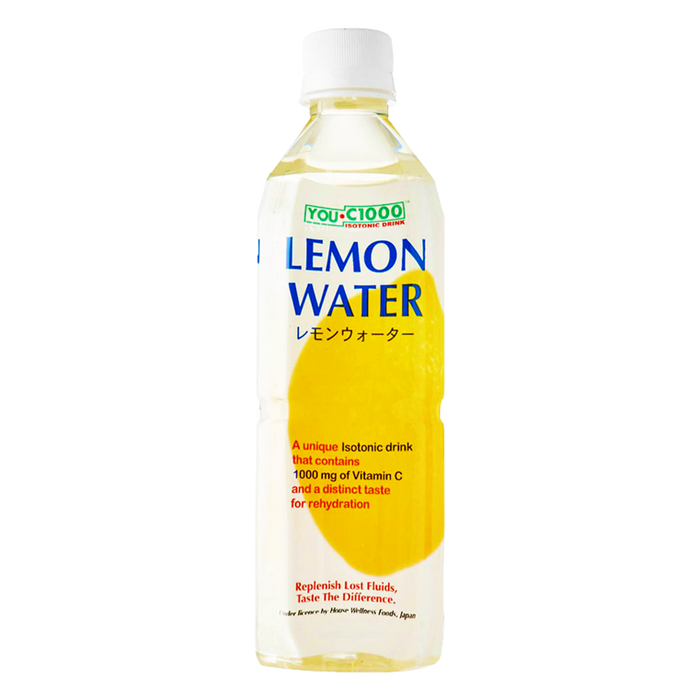 Port Lemon Water 500ml You.C1000