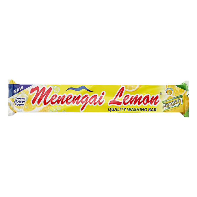 Menengai Lemon Bar Soap 900g