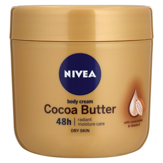 Nivea Creme Cocoa Butter Tub 400ml