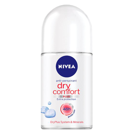 Nivea Roll On Dry Comfort 50ml