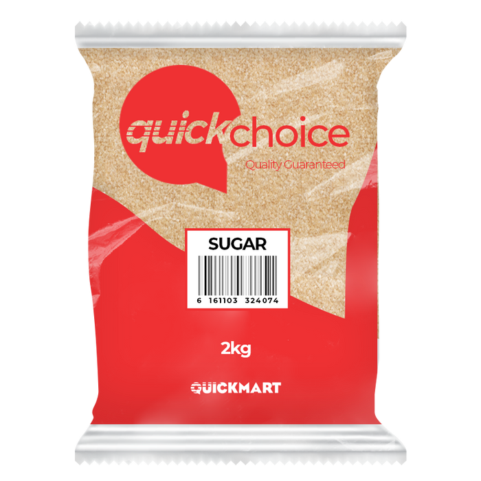 Quickchoice Sugar 2kg