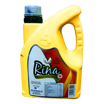Rina Vegetable Oil 5ltrs