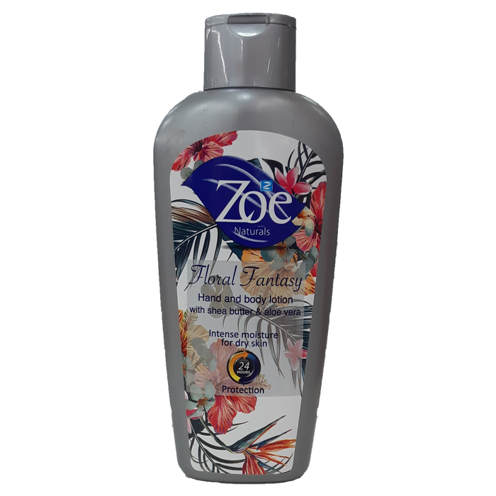 Zoe Hand & Body Lotion Floral Fantasy 400ml