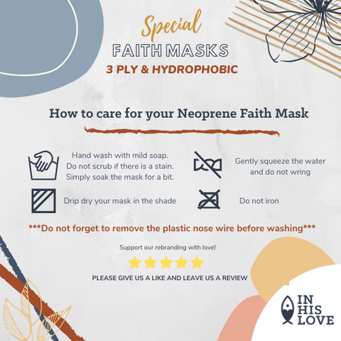 Faith Face Mask Care